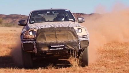 Ford confirma el agresivo Ranger Raptor 2019 para algunos mercados