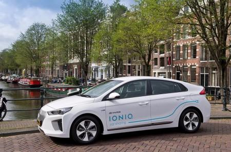 Hyundai pone en marcha su propio servicio de carsharing en Amsterdam