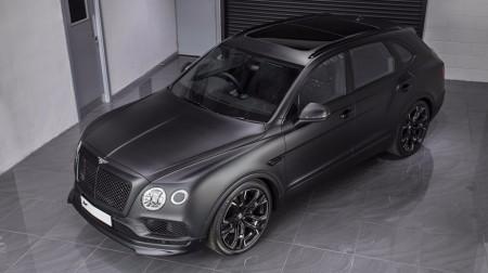 Kahn Design viste con más lujo al Bentley Bentayga Diesel