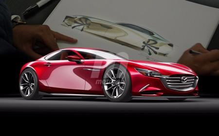 Desentrañando el misterio del sucesor del Mazda RX-7 de motor rotativo