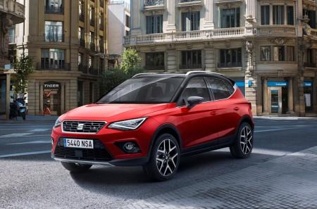 Precios del SEAT Arona: el crossover urbano ya puede ser configurado