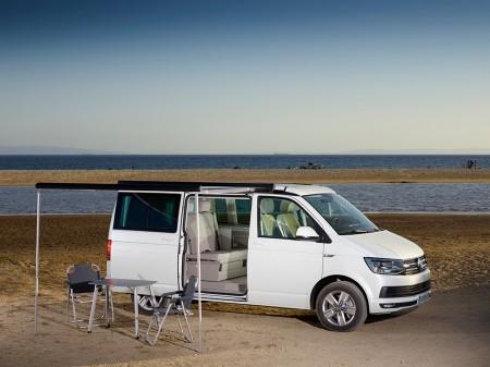Prueba Volkswagen California Ocean T6, espíritu nómada (con vídeo)