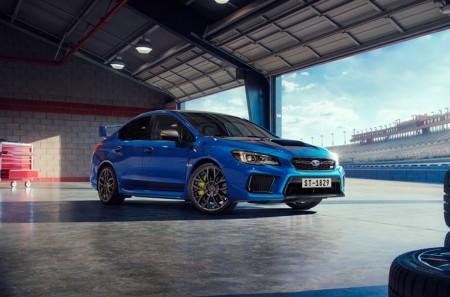 El nuevo Subaru WRX STI 2018 está listo para su debut en Frankfurt