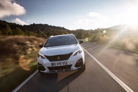 Noruega - Agosto 2017: El Peugeot 3008 nada a contracorriente