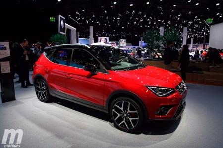Todos los detalles del nuevo SEAT Arona en vídeo desde Frankfurt