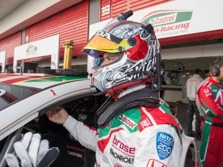 Monteiro es hospitalizado en Barcelona tras un accidente