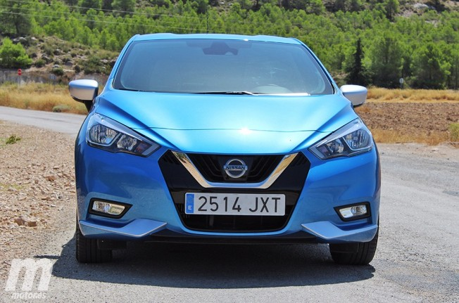 Nissan Micra 2017 - frontal