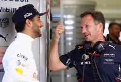 """Horner: """"Sainz es nuestra red de seguridad si Ricciardo se marcha"""""""