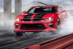 Todas las novedades de Chevrolet en el SEMA 2017