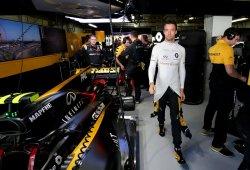 """Palmer se despide sin remordimientos: """"Le deseo lo mejor a Renault y a Sainz"""""""