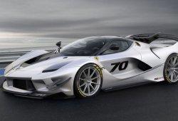 Ferrari desvela el nuevo FXX K Evo con una aerodinámica muy revisada