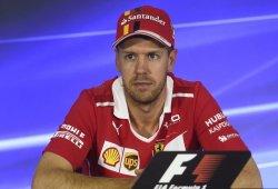 """Vettel: """"Hamilton merece el título, ha hecho un gran trabajo todo el año"""""""