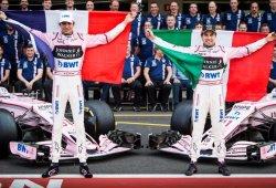 "Force India, 4º matemáticamente en constructores: ""Un fin de semana especial"""