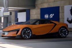 Filtrado el misterioso Honda Sports Vision Gran Turismo