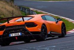 Lamborghini Huracán Performante y Porsche 911 GT2 RS de nuevo en Nürburgring