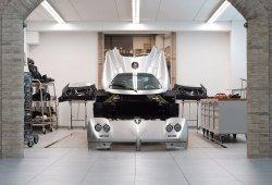 Pagani lanza su propio programa de restauración de coches