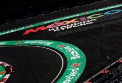 Con cinco pilotos sancionados, así queda la parrilla del Gran Premio de México
