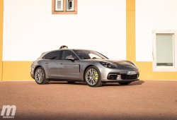 Prueba Porsche Panamera Sport Turismo, familia salvaje