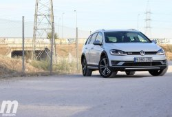 Prueba Volkswagen Golf Alltrack: Desconocido tesoro