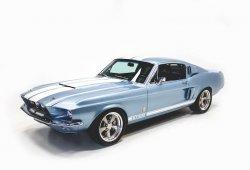 Revology ahora te permite estrenar un Shelby GT500 de 1967