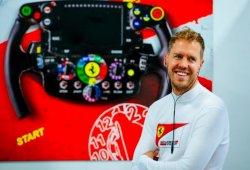 """Sebastian Vettel: """"Tenemos que ir a por todas, Ferrari merece un buen resultado"""""""