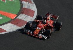 """Vettel: """"Ha sido desesperante tener tanto tráfico"""""""