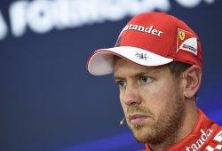 """Vettel mantiene sus esperanzas de título: """"Aún tenemos una oportunidad"""""""