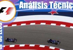 [Vídeo] Análisis técnico del GP de Estados Unidos