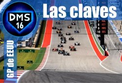 [Vídeo] Las claves del GP de Estados Unidos F1 2017