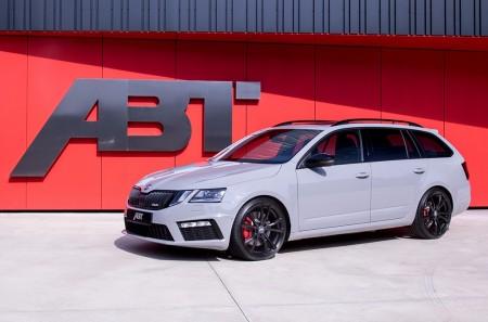 ABT Sportsline desvela su paquete de mejoras para el Skoda Octavia Combi RS