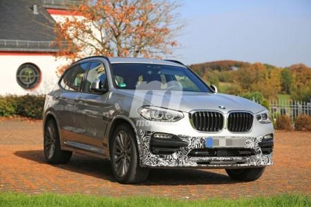 BMW Alpina X3D: las primeras imágenes del nuevo SUV de Alpina