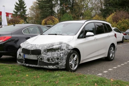 BMW Serie 2 Gran Tourer: la nueva versión 2018 al detalle