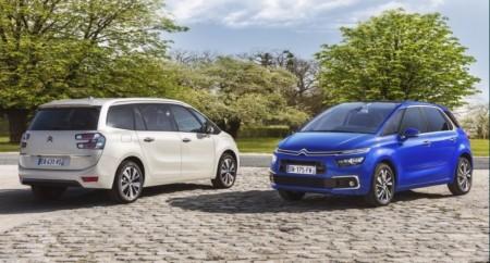 El Citroën C4 Picasso alcanza el medio millón de unidades vendidas