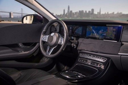 El interior del nuevo Mercedes CLS, al desnudo por completo