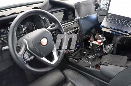 Un primer vistazo al interior del Rolls-Royce Cullinan 2020