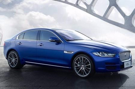 Jaguar XEL 2018: más espacio y confort exclusivo para China