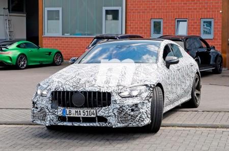 El Mercedes-AMG GT4 estará en el Salón de Ginebra