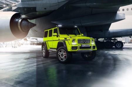 Mercedes anuncia el final de producción del G 500 4×4²