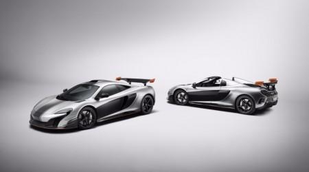 MSO R Coupé y MSO R Spider, las dos últimas creaciones de McLaren para un solo cliente
