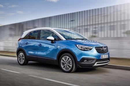 El nuevo Opel Crossland X GLP está preparado para su lanzamiento