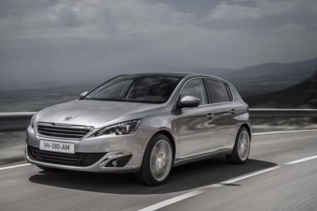 Peugeot 308 estrena motores y una transmisión automática de 8 velocidades EAT8