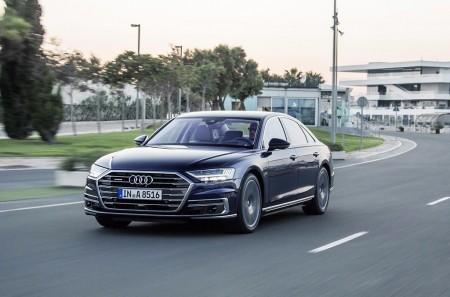 Se inicia la comercialización del nuevo Audi A8 2018: descubre sus precios