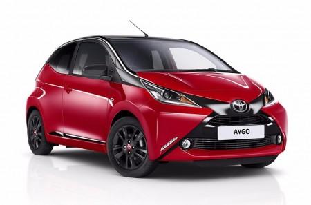 Llega la cuarta versión del Toyota Aygo x-cite: aumentando la personalización