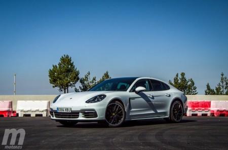 Prueba Porsche Panamera 4 E-Hybrid, hibridación al servicio de la deportividad