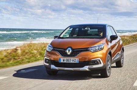 Renault planea lanzar un segundo B-SUV situado a la par del Captur