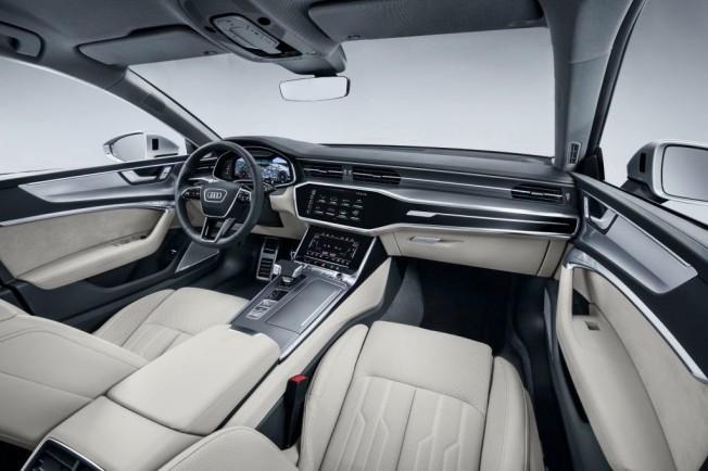 Audi A7 Sportback 2018 - interior