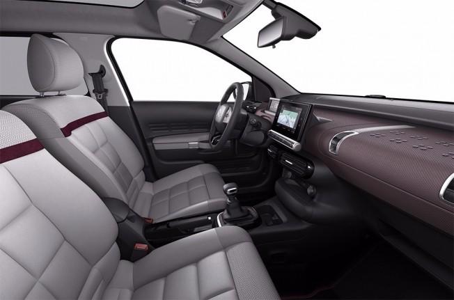 Citroën C4 Cactus 2018 - interior