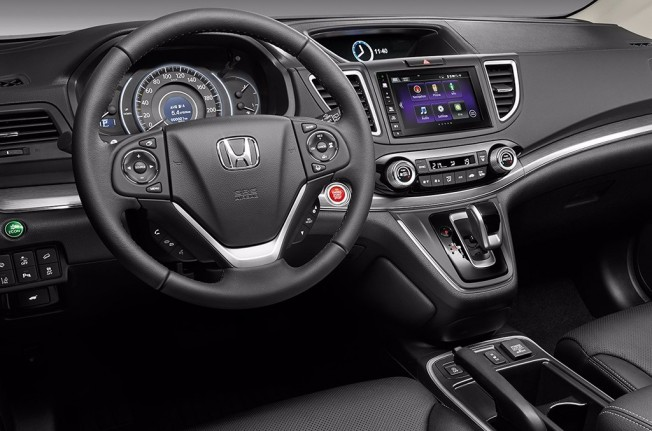 Honda CR-V Lifestyle Plus - interior