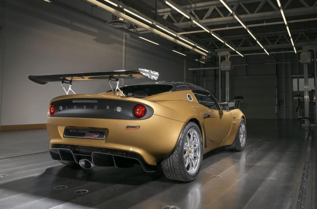 Lotus Elise Cup 260 2017 - posterior