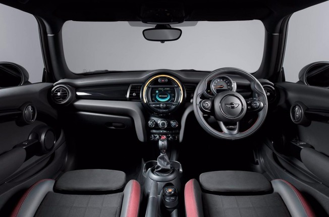 MINI 1499 GT - interior